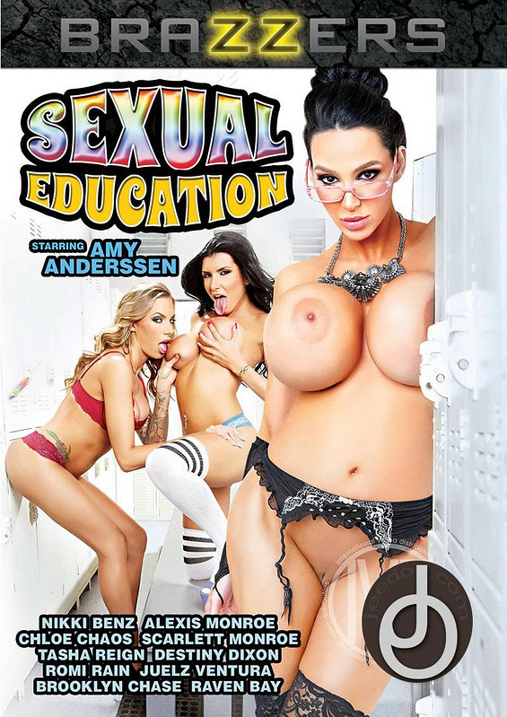 Sexual Education DVD Image