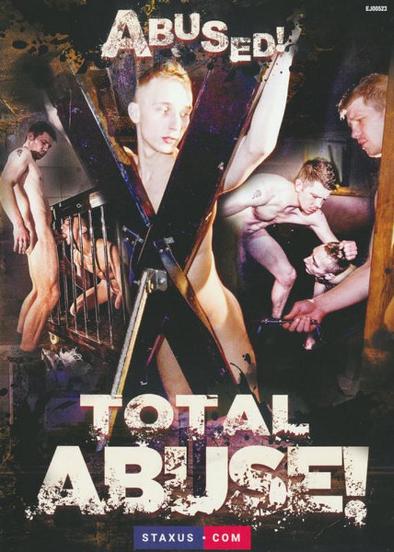Total Abuse! Gay DVD Image