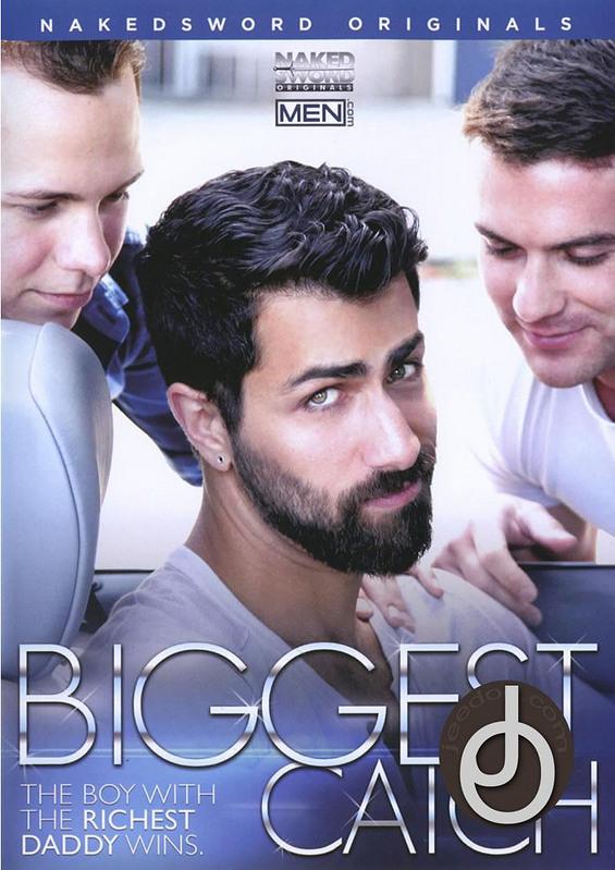 Biggest Catch Gay DVD image