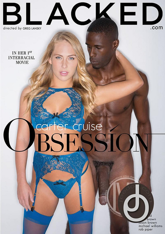 Carter Cruise Obsession DVD Image