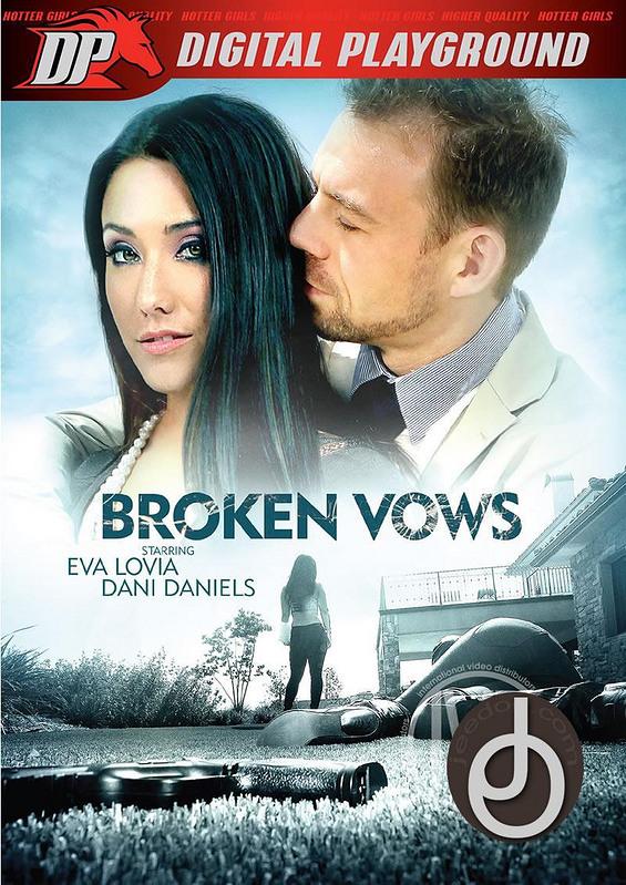 Broken Vows DVD Image
