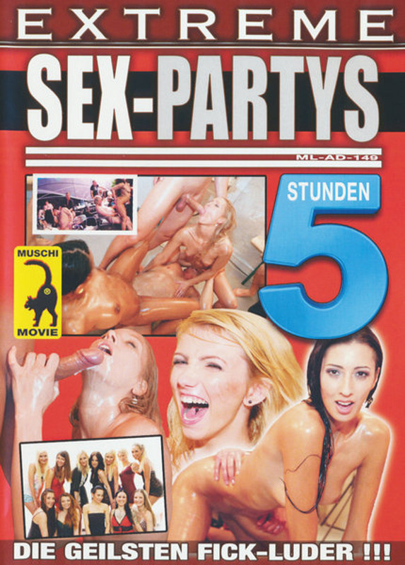 Extreme Sex-Party DVD Image