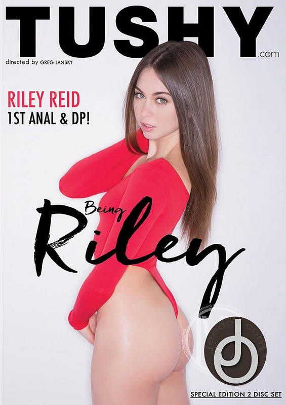 Being Riley DVD Image