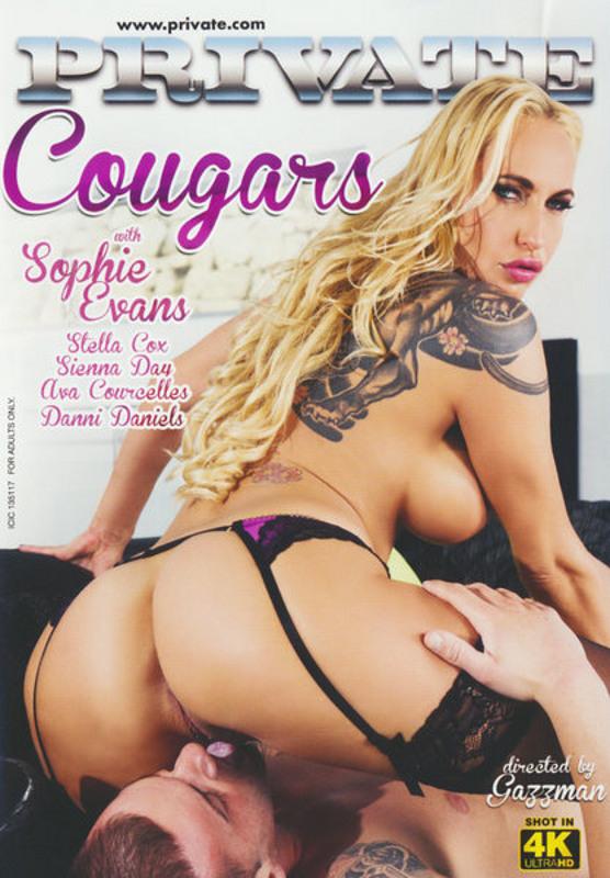 Cougars DVD Image
