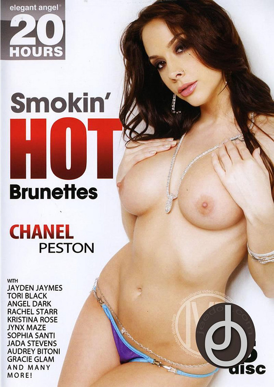 20hr Smoking Hot Brunettes DVD Image