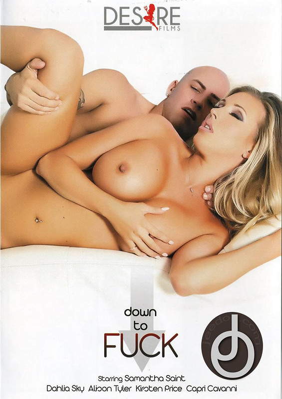 Down To Fuck DVD Image