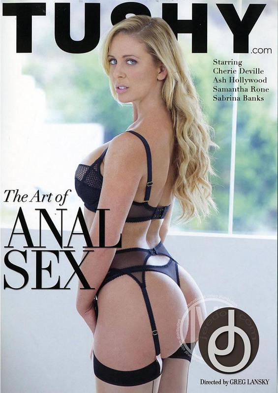 Art Of Anal Sex DVD Image