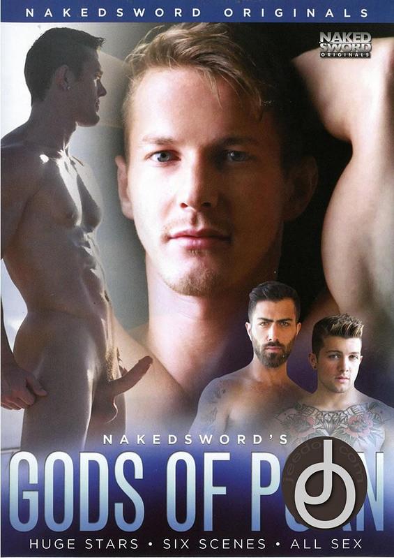 Gods Of Porn Gay DVD image