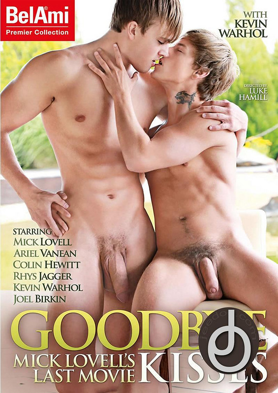 Goodbye Kisses Gay DVD image