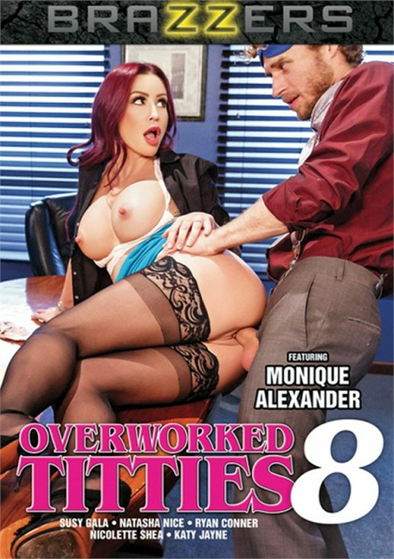 Overworked Titties 8 DVD Image