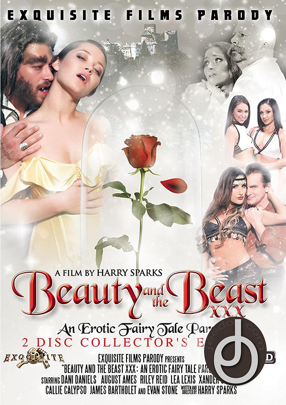Beauty And The Beast DVD Image