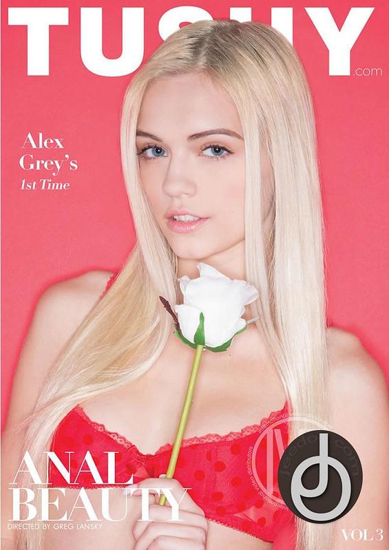 Anal Beauty 3 DVD Image