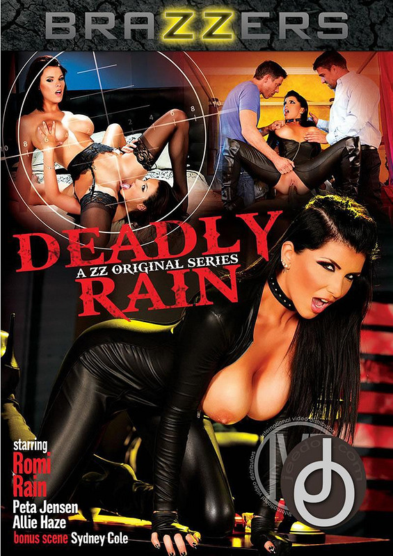 Deadly Rain DVD Image