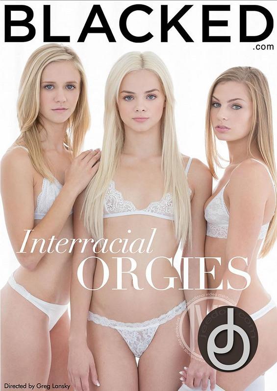 Interracial Orgies DVD Image