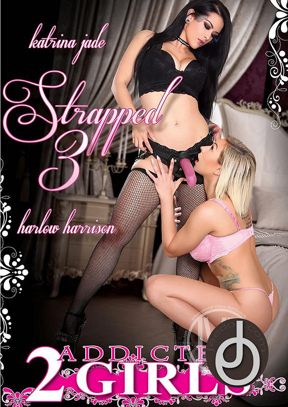 Strapped 3 DVD Image