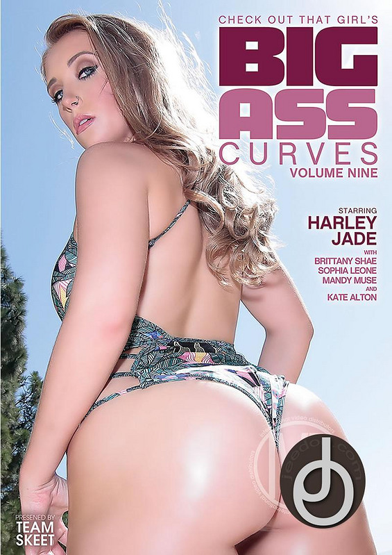Big Ass Curves 9 DVD Image