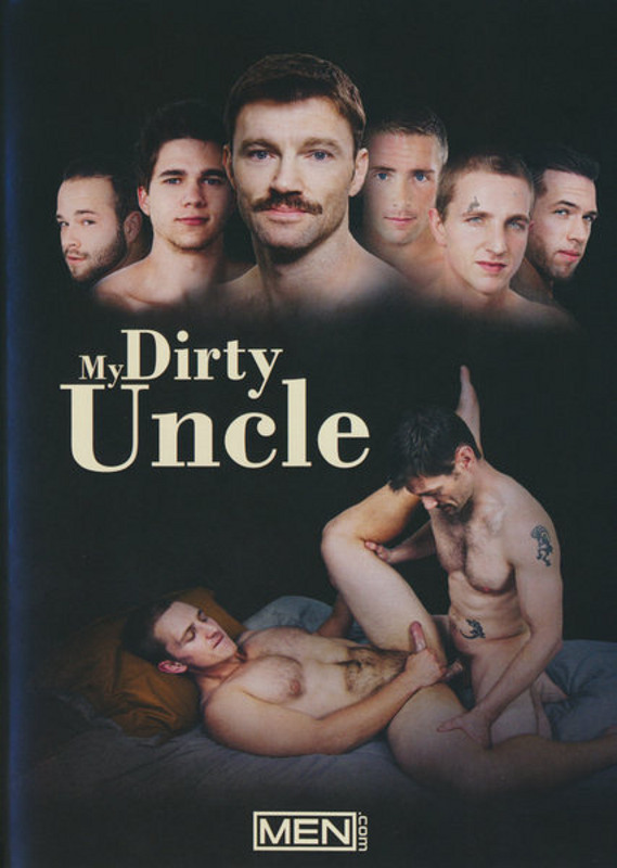 My Dirty Uncle Gay DVD Image
