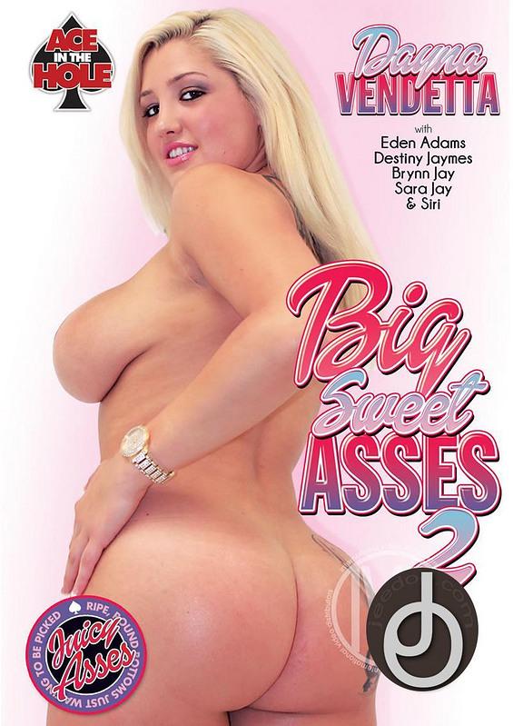 Big Sweet Asses 2 DVD Image