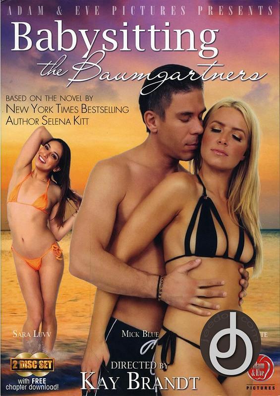 Babysitting The Baumgartners DVD Image