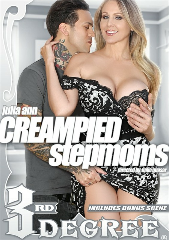 Creampied Stepmoms DVD Image