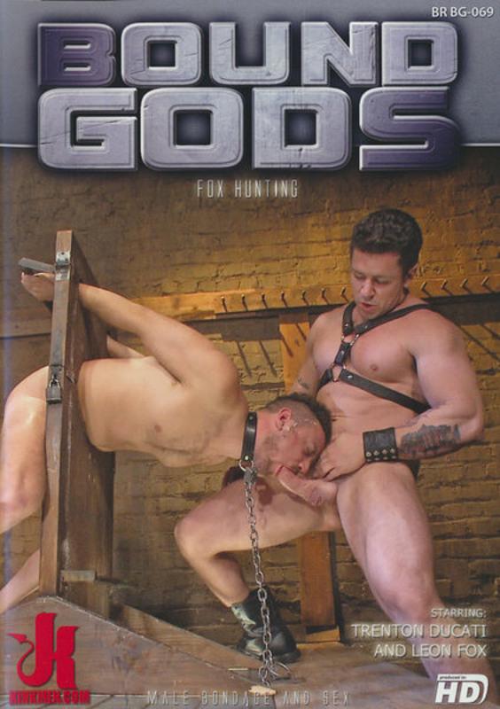 Bound Gods - Fox Hunting Gay DVD image