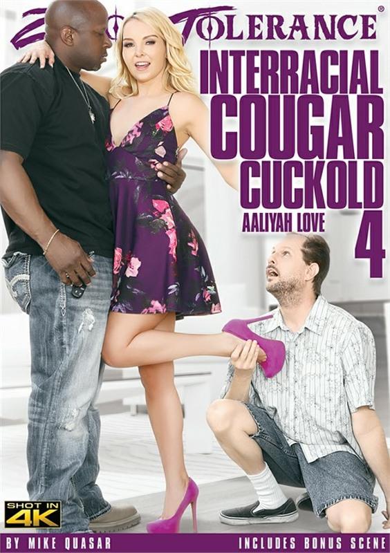 Interracial Cougar Cuckold 4 DVD Image