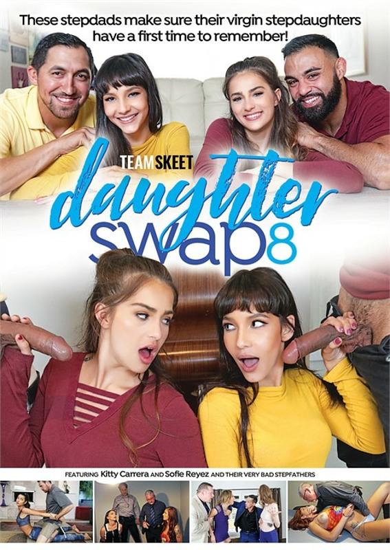 Daughter Swap 8 DVD Image