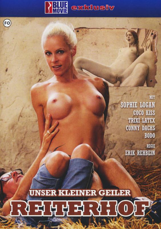 Unser kleiner geiler Reiterhof DVD Image