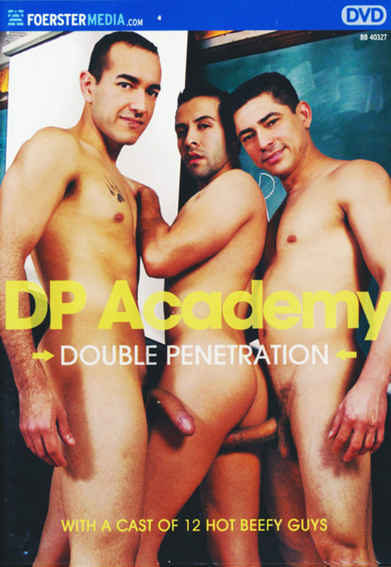 DP Academy Gay DVD Bild