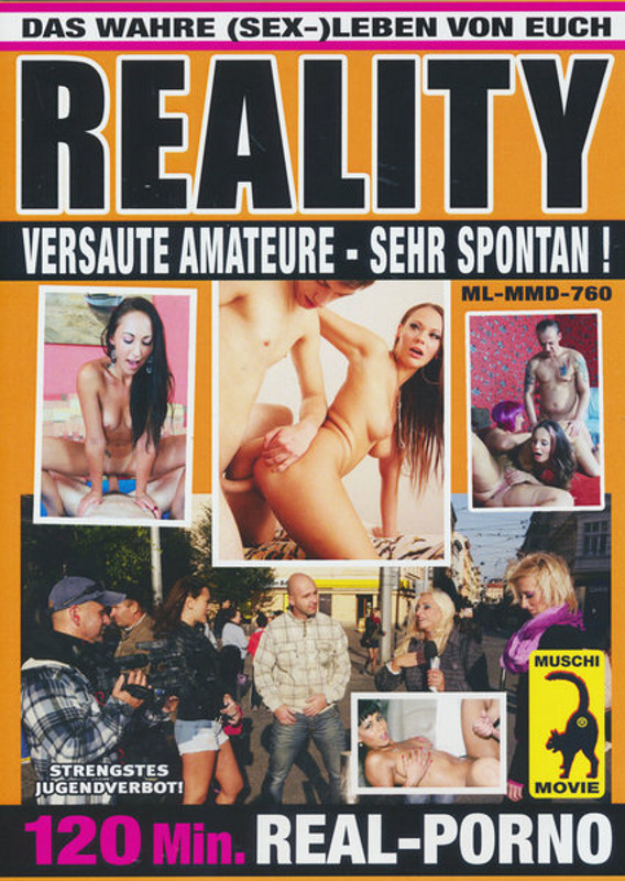 Reality DVD Image
