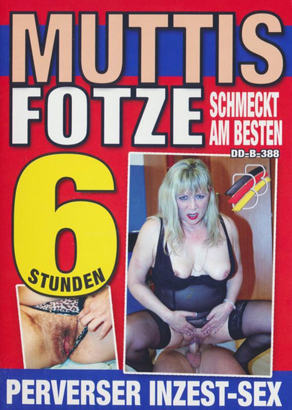 Muttis Fotze DVD Image