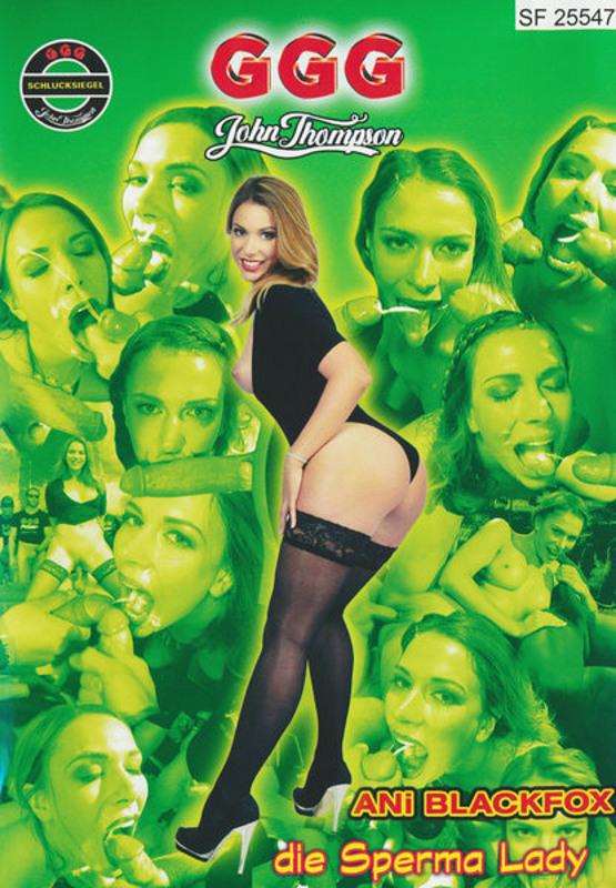 Ani Blackfox - Die Sperma Lady DVD Image