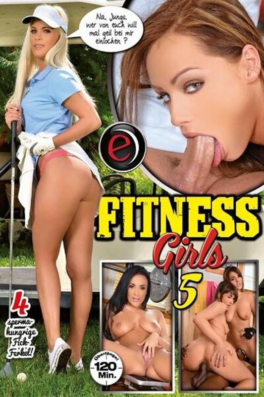 Fitness Girls 5 DVD image