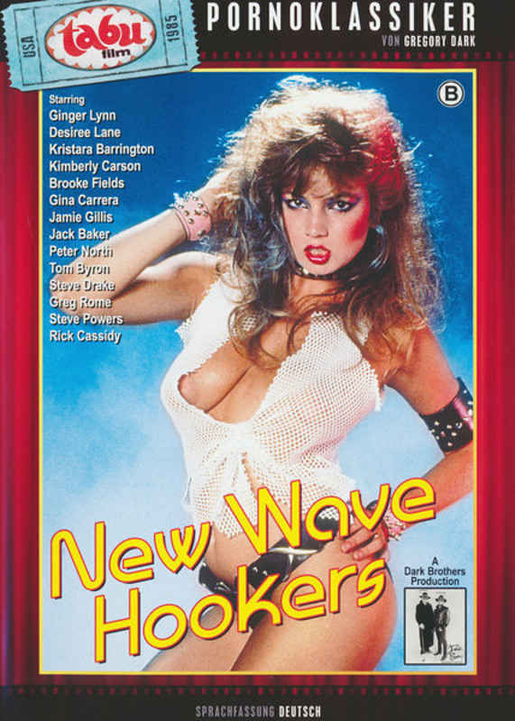 New Wave Hookers DVD Image
