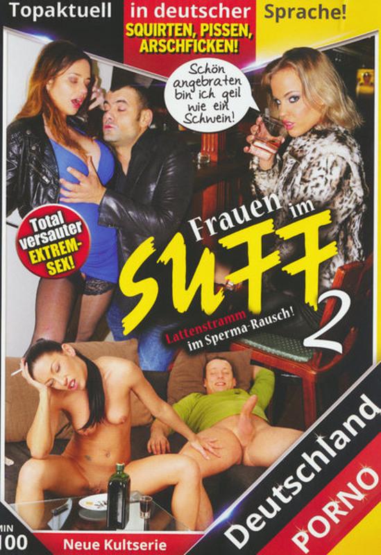 Frauen im Suff  2 DVD Image