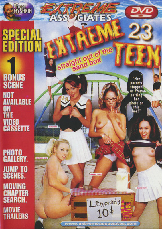 Extreme Teen Dvd