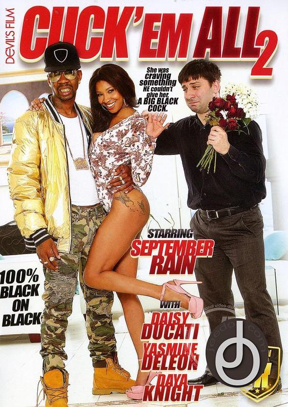 Cuck Em All 2 DVD Image