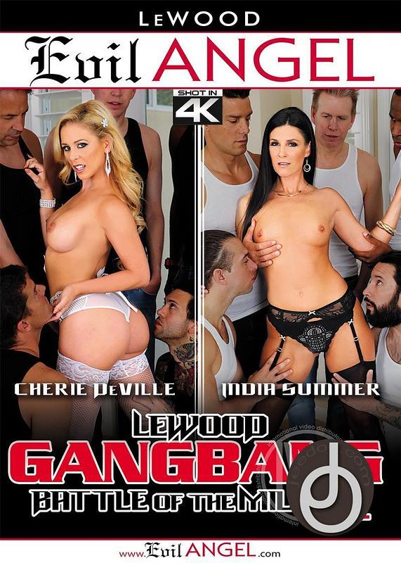 Lewood Gangbang Battle Of Milfs 2 DVD Bild