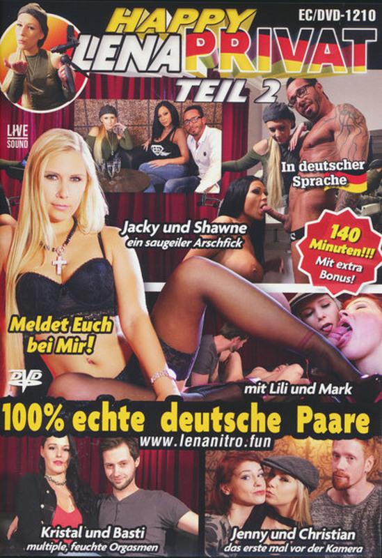 Happy Lena Privat  2 DVD Image