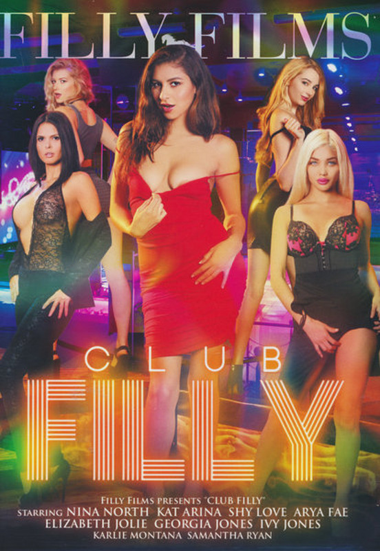 Club Filly DVD Image