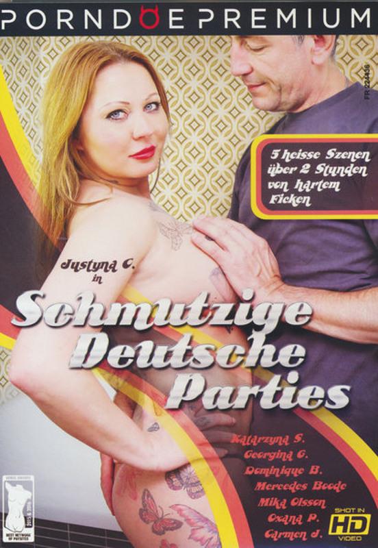 Schmutzige Deutsche Parties DVD Image