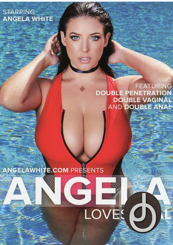 Angela Loves Anal DVD Image