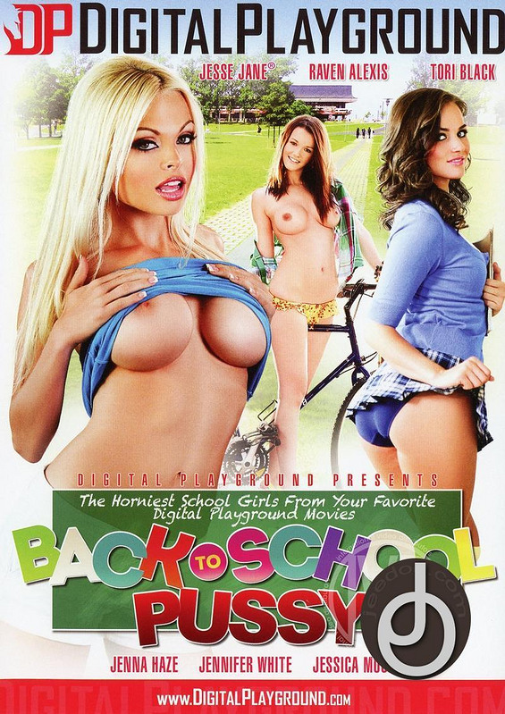 Back To School Pussy DVD Image