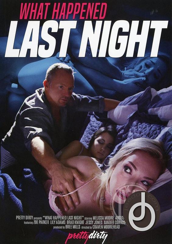What Happened Last Night DVD Image
