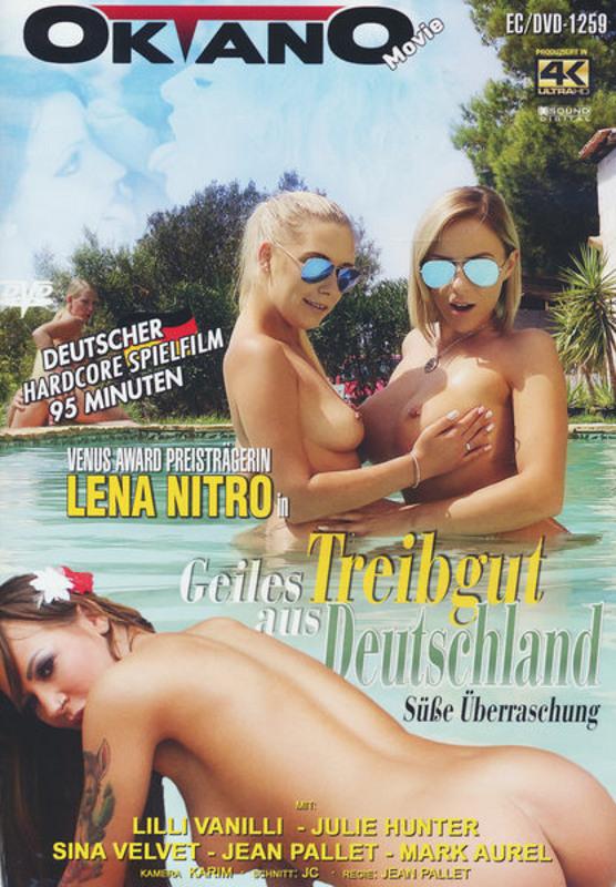 Geiles Treibgut aus Deutschland DVD Image