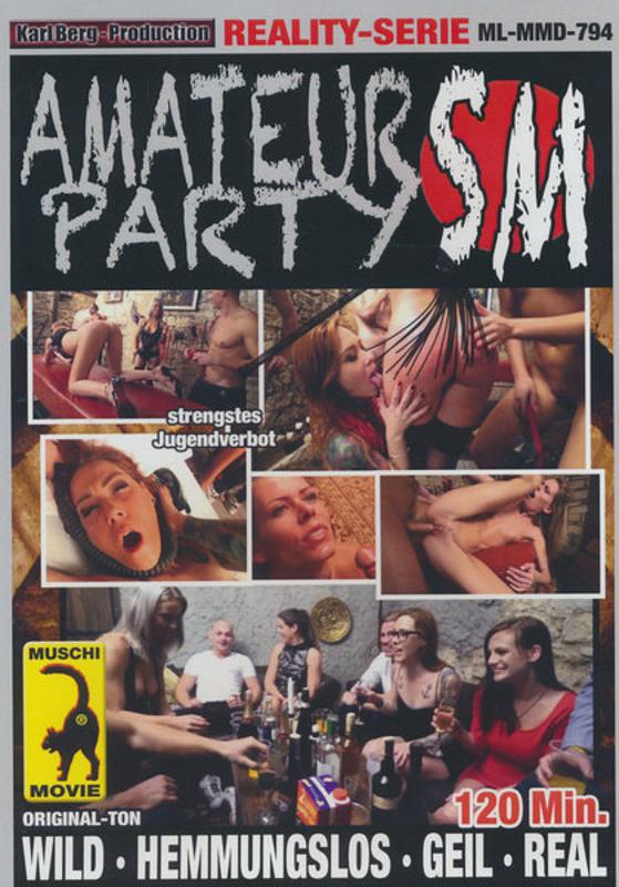 Amateur SM-Party DVD Image