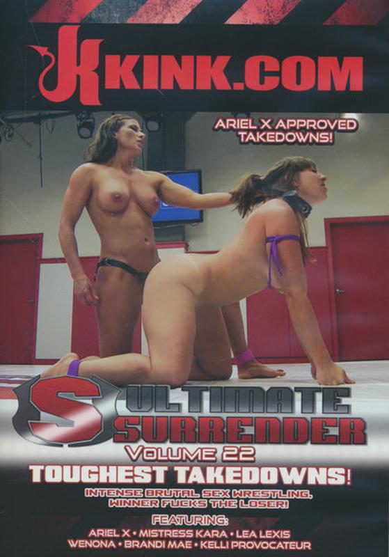 Ultimate Surrender 22 DVD Image