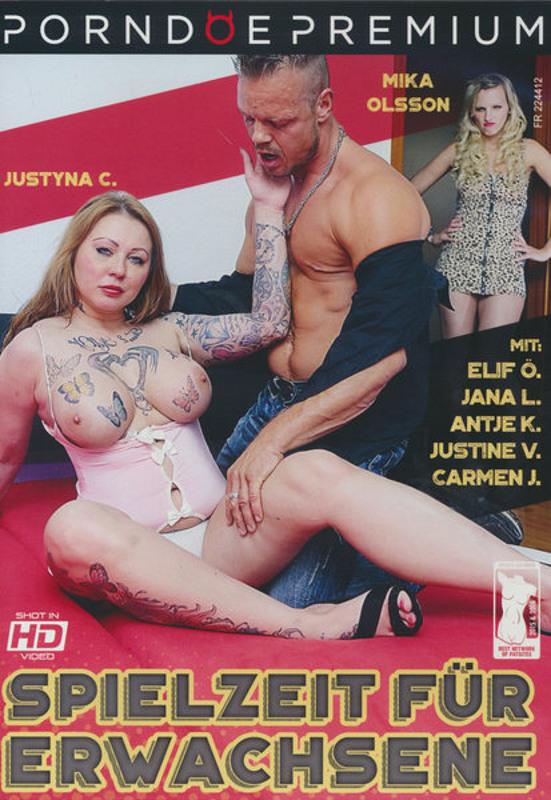 Spielzeit für Erwachsene DVD Image