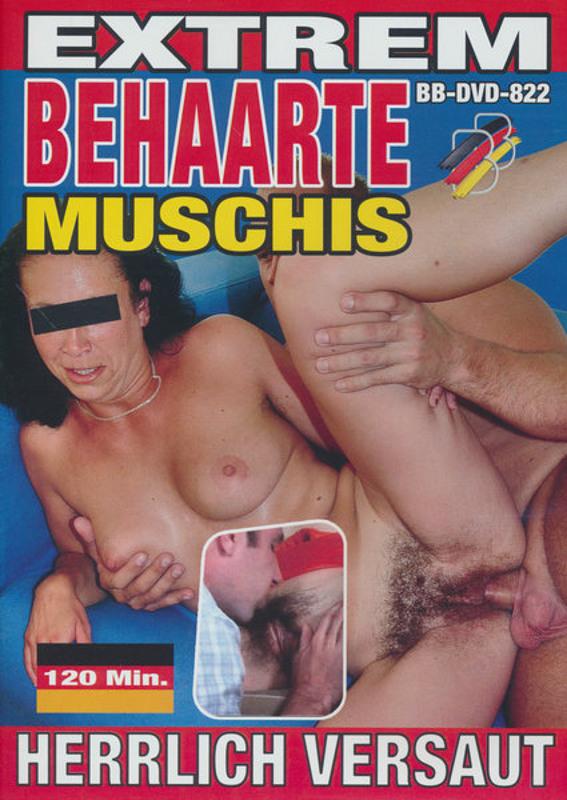 Extrem behaarte Muschis DVD Image