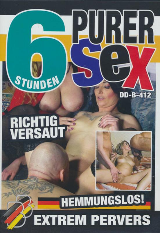 Purer Sex DVD Image